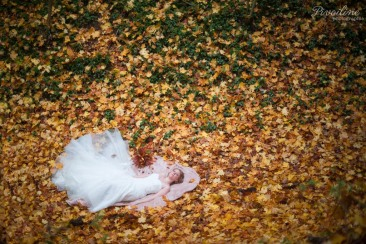 Mariée d'automne