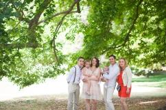 Baptême Osny famille
