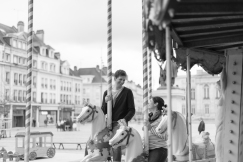 Grossesse Beauvais carrousel