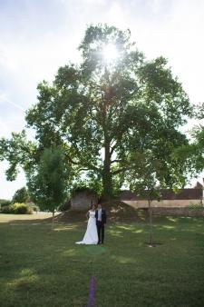 Mariage religieux La grange de Montmatre Barbery Compiègne