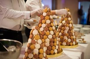 Macarons Mariage Haras bois d'argile Beauvais